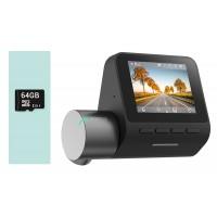 Xiaomi 70mai Dash Cam Pro - Full HD 1944P - Snelheid en coördinaten - GPS - WiFi - Stem control (Engels) + 64GB SD Kaart